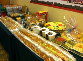 Food spread (2)